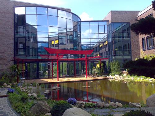 Alu-Glas-Fassade