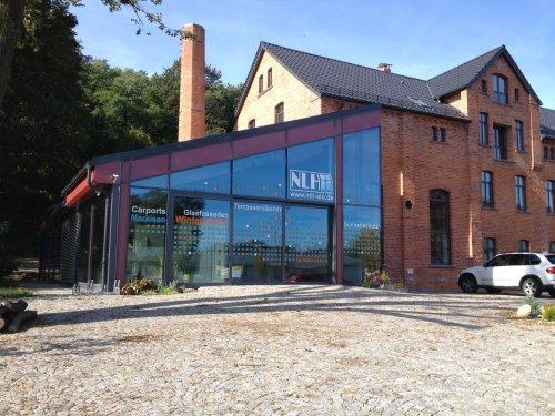 Firmengebäude der NLH Alu GmbH